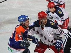Karvinští hokejisté po delší době vyhráli.