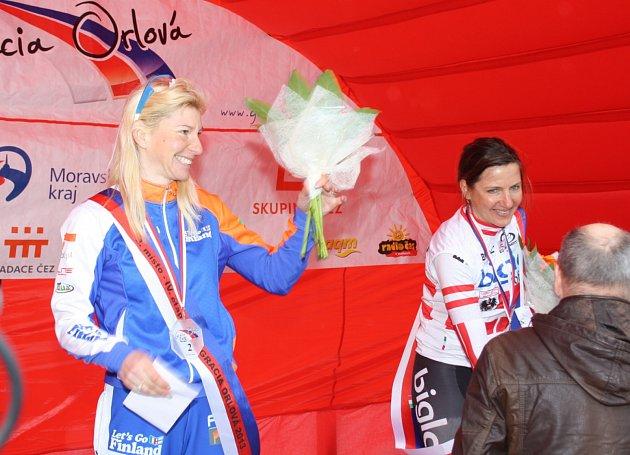 Gracia Orlová 2014 - vyhlášení vítězek.