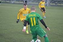 Fotbalisté Karviné prohráli doma s Žilinou.