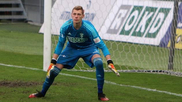 Dva ligové starty, dvě čistá konta. Vladimír Neuman má mezi karvinskými tyčemi zajímavou bilanci.