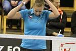 Alžběta Bášová po boku Kristíny Gavnholt přispěla další vítěznou čtyřhrou.