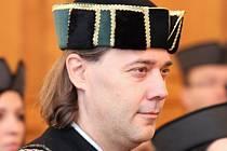 Děkan karvinské fakulty Pavel Tuleja.