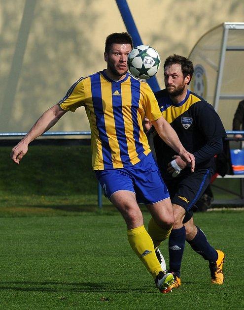 Jaroslav Kubinski se loučí sfotbalovou kariérou.