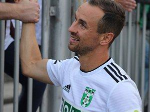 Jan Moravec si připíše dvoustý ligový start.