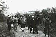 Tradice Dětmarovických groblí sahá až do roku 1969. Tehdy místní obec uspořádala první ročník celostátního dálkového pochodu z Dětmarovic na Kotař s názvem Jarní slezské šlápoty.