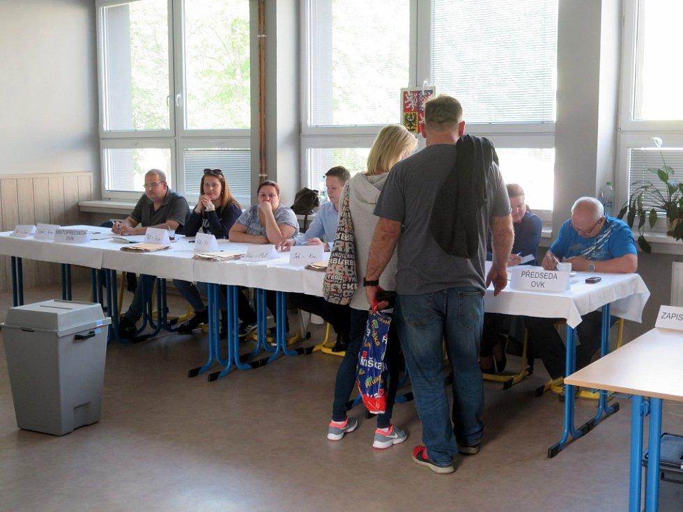 Eurovolby 2019 v Havířově.