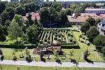 Bludiště v Bohumíně dostalo název podle vítězného návrhu, který vybrali sami lidé.  Foto: Bospor Bohumín