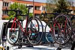 Cyklistická Gracia 2019 odstartovala v Orlové.