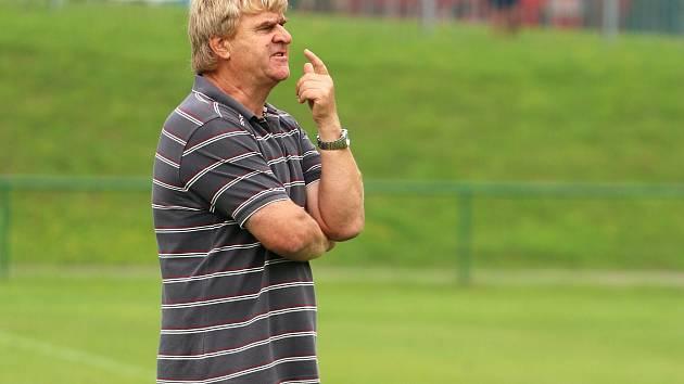 Josef Mazura vede v této sezoně Líšeň.