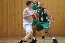 Basketbalisté Sokola dřeli a vybojovali výhru.