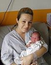 Linda Swazynová se narodila 11. května mamince Andree Dudové z Českého Těšína. Porodní váha holčičky byla 3790 g a míra 50 cm.