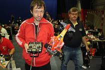 V Bohumíně se konal v sobotu závod Moravskoslezského poháru rádiem řízených modelů aut. Pořadatelem byl RC Team Rychvald.