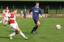 Orlovští fotbalisté směřují do MSFL.