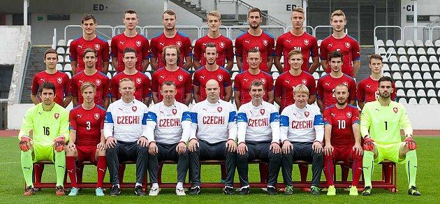 Reprezentační tým do 21let.