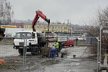V Českém Těšíně vyroste na ploše bývalého tzv. Mexikoplacu nový dopravní terminál. Za 83 milionů korun.