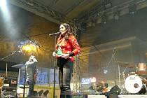 Koncert Heidi Janků v Havířově.