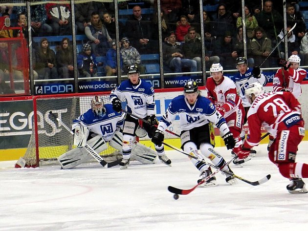 AZ Havířov - HC Slavia Praha.