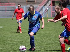 Fotbalistky Havířova zahájily sezonu vítězstvím v domácím poháru.