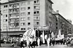 Historické snímky z Havířova.
