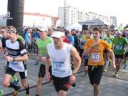 Havířovská desítka 2016. Běh na 10 km jednotlivců a štafet 4x2,5 km.
