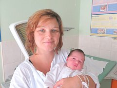 Adriana Dziedzicová, 3. srpna 2015, Havířov, váha: 3,52 kg, míra: 50 cm