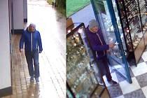 Poznáte muže podezřelého z loupežného přepadení?