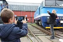 Den železnice v Bohumíně.