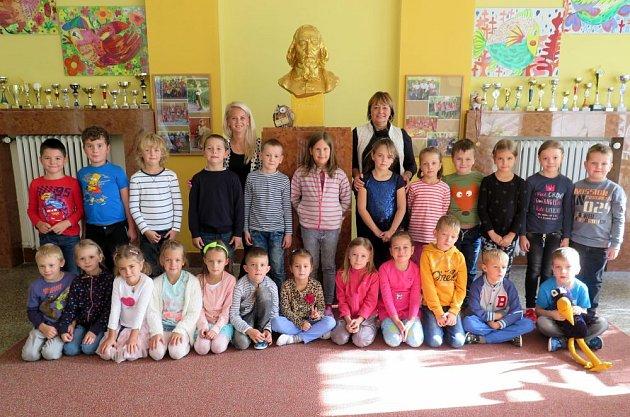 Základní škola Gorkého Havířov, třída 1.B