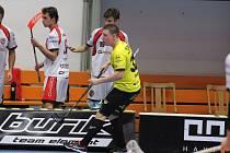 Florbalové soutěže mají na programu poslední letošní kolo. V Havířově se hraje městské derby.