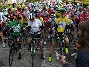 31. ročník cyklistické Gracie startuje.