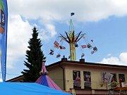 O víkendu se vPetřvaldě konala tradiční, hojně navštěvovaná pouť spojená s jarmarkem.