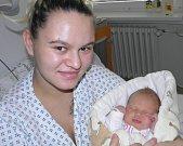 Nella Vászondiová se narodila 21. října paní Sáře Swaczynové z Karviné. Když přišla holčička na svět, vážila 3260 g a měřila 48 cm.