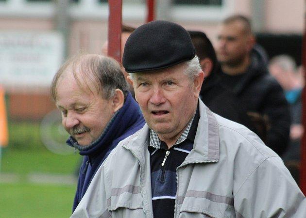 Jedním zpamětníků je František Palowski.