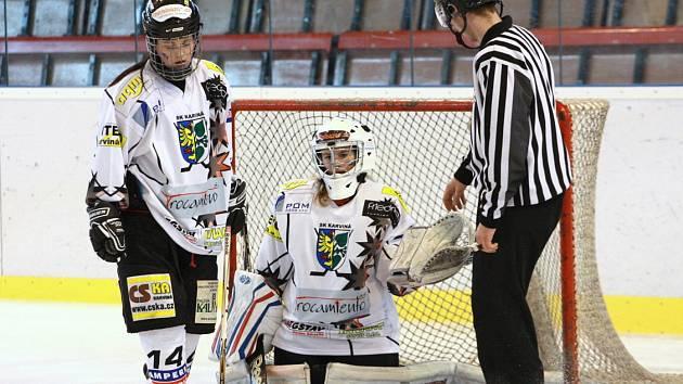 Karvinské hokejistky se připravují na novou sezonu.