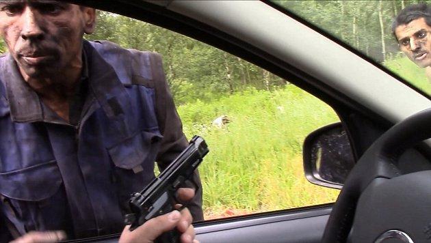 Zloději zaútočili na bezpečnostní službu.