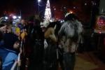 V neděli 8. prosince odpoledne zde proběhla pravá pekelná show, na kterou se sjeli krampus čerti z celého Česka.
