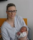 Kristýnka Matušková se narodila 30. března paní Andree Kýjonkové z Orlové. Porodní váha dítěte byla 3820 g a míra 52 cm.