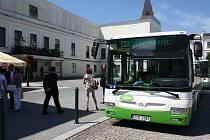 Nové autobusy pro MHD v Karviné.
