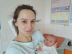 Oliver Habr, 19. listopadu 2014, Havířov, váha: 3,04 kg, míra: 47 cm