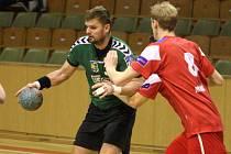 Luděk Drobek už zasáhl do přípravných zápasů Baníku.