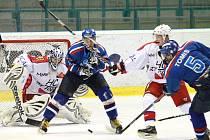 Karvinští hokejisté bodovali na Valašsku a už v pátek hrají doma s Přerovem.