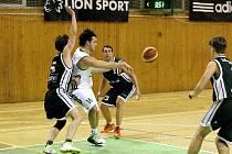 Basketbalisté zvládli obě utkání.