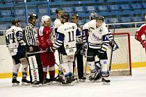 Hokejisté Havířova sahali v Jihlavě po bodech.