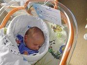 Nicolas Tokár se narodil 17. října paní Nikole Tokárové z Karviné. Porodní váha chlapečka byla 2880 g a míra 47 cm.