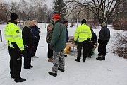 Primátorka Havířova Jana Feberová si prošla město společně s hlídkou městské policie. Kontrolovali bezdomovce, pejskaře i motoristy.