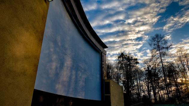 Karvinské letní kino začalo promítat v roce 1968.