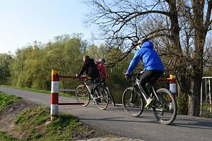 Cyklostezka, ilustrační foto