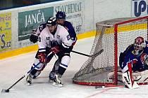 Hokejistům Havířova se přestalo dařit.