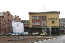 Industrial park Dukla byl otevřen letos v březnu.