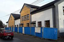 Stavba nového kulturního centra v Petrovicích u Karviné jde do finiše. Otvírat by se mělo v květnu.